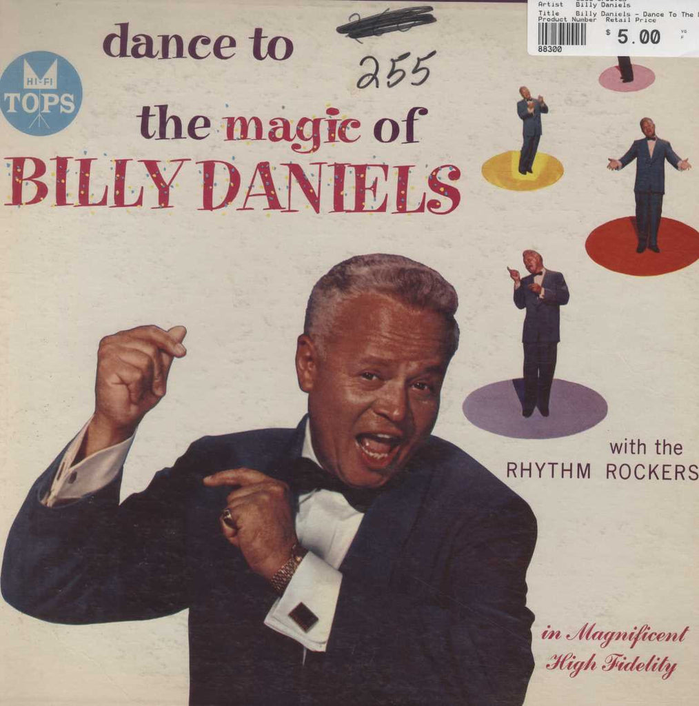 Billy Daniels - Dance To The Magic Of Billy Daniels