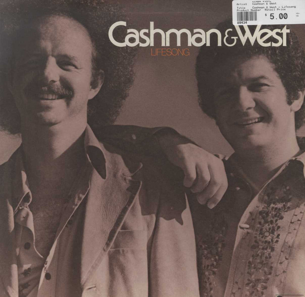 Cashman & West - Lifesong