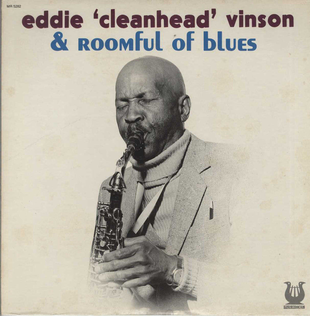 "Eddie ""Cleanhead"" Vinson - Eddie ""Cleanhead"" Vinson & Roomful Of Blues"