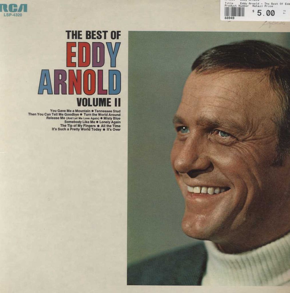 Eddy Arnold - The Best Of Eddy Arnold Volume II