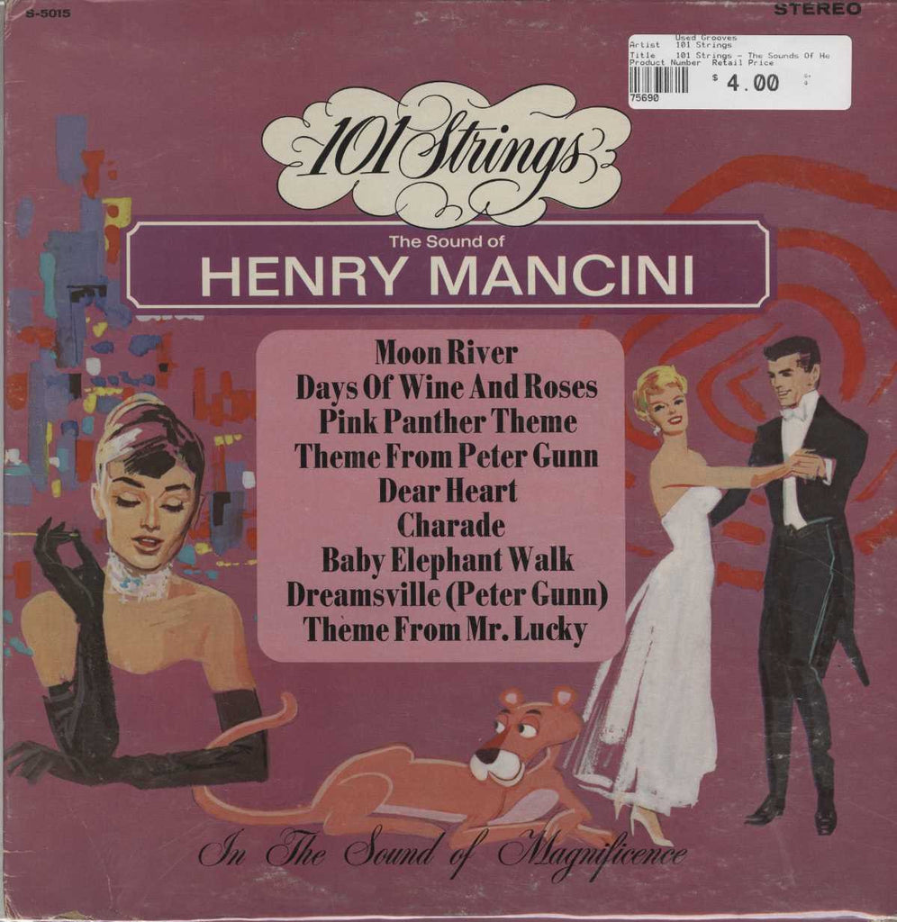 101 Strings - The Sounds Of Henry Mancini
