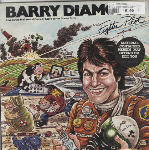 Barry Diamond - Fighter Pilot