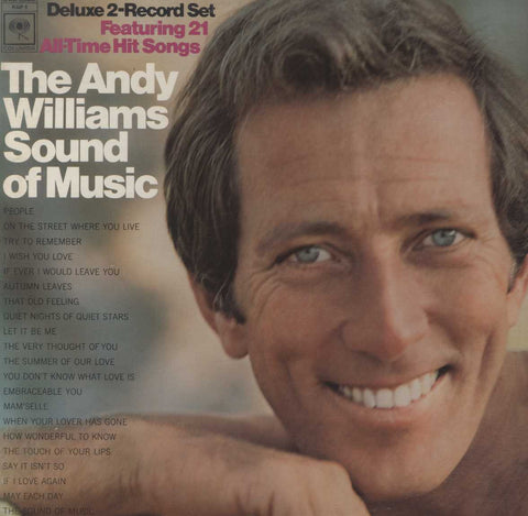 Andy Williams - The Andy Williams Sound of Music