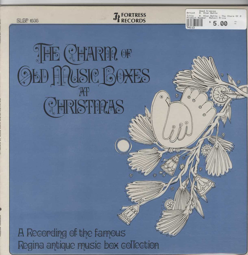 A. Alan Botto - The Charm Of Old Music Boxes At Christmas