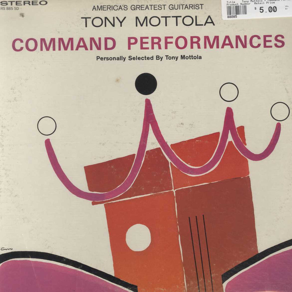 Tony Mottola - Command Performances