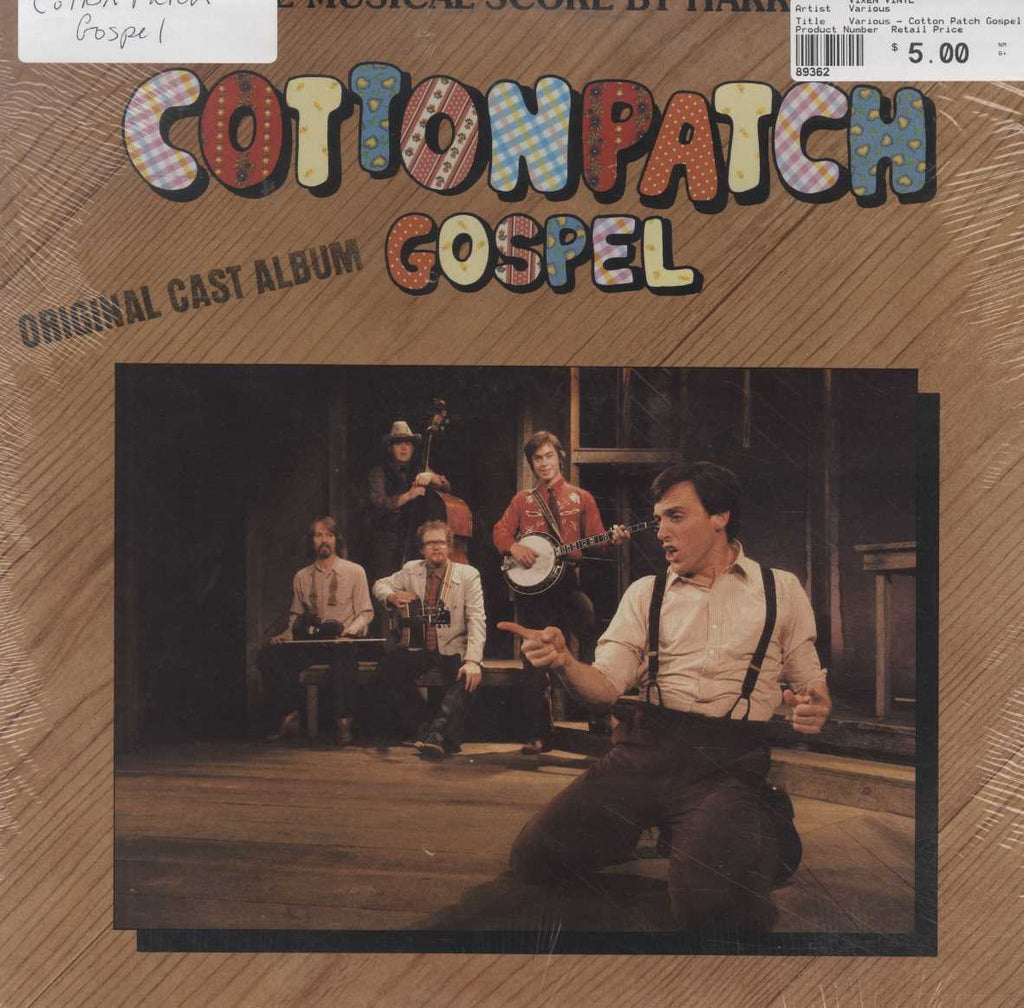 Various - Cotton Patch Gospel
