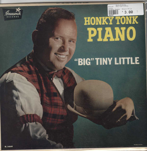 """Big"" Tiny Little - Honky Tonk Piano"