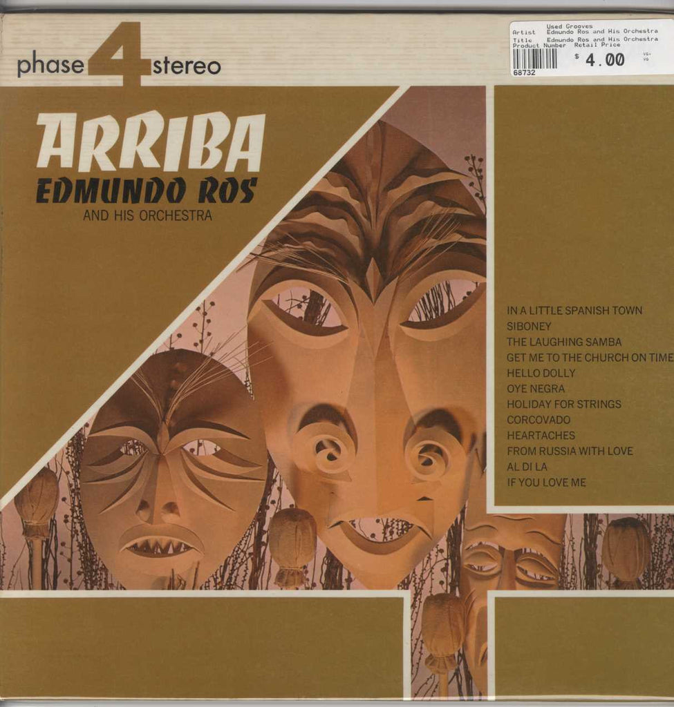 Edmundo Ros and His Orchestra - Arriba