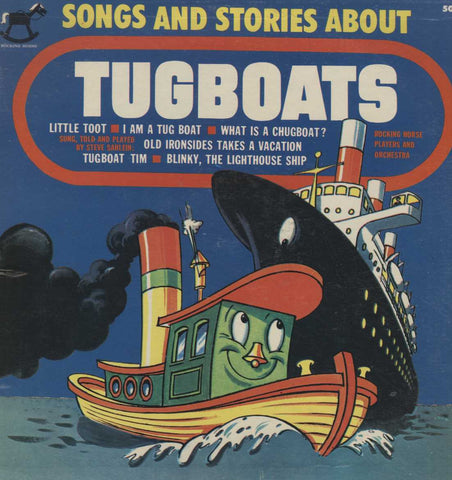 The Rocking Horse Players And Orchestra - Songs And Stories About Tugboats