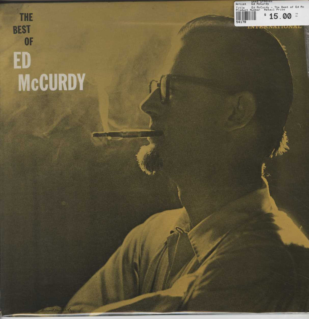 Ed McCurdy - The Best of Ed McCurdy