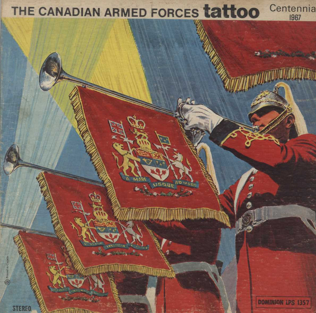 Various - 1967 Canadian Armed Forces Tattoo