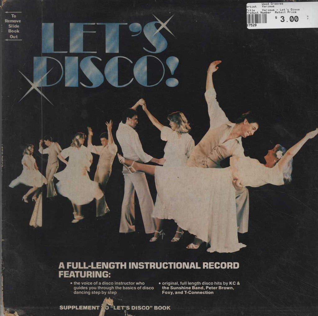 Various - Let's Disco