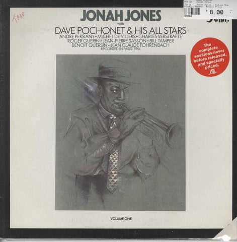 Jonah Jones - Volume One