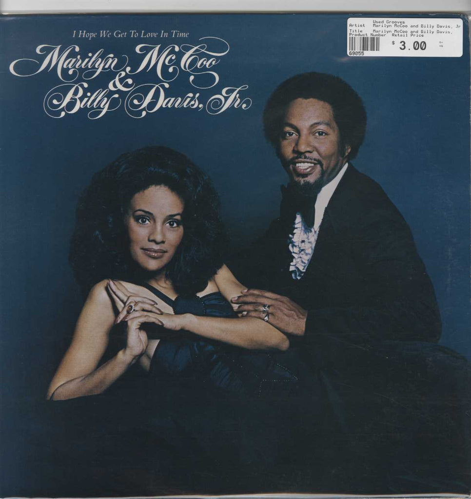 Marilyn McCoo and Billy Davis, Jr. - I Hope We Get To Love In Time