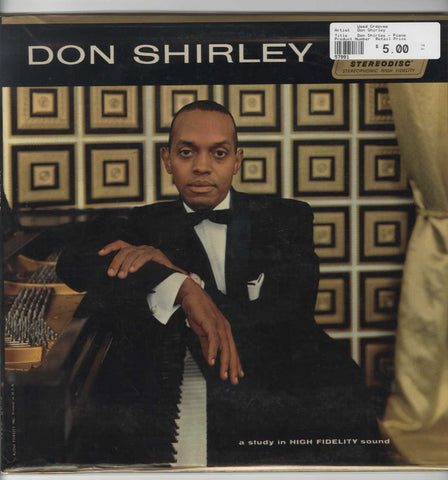 Don Shirley - Piano