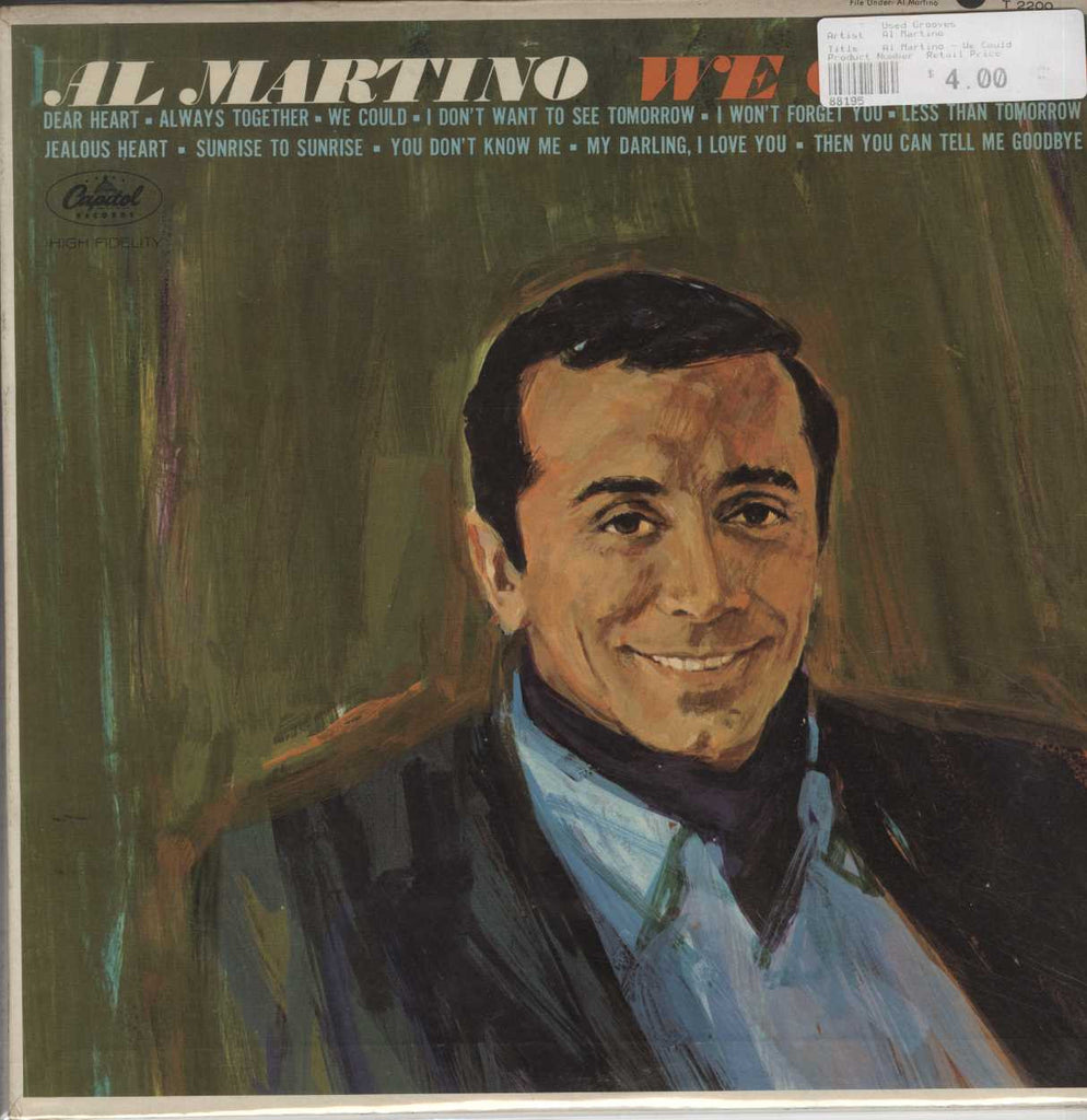 Al Martino - We Could