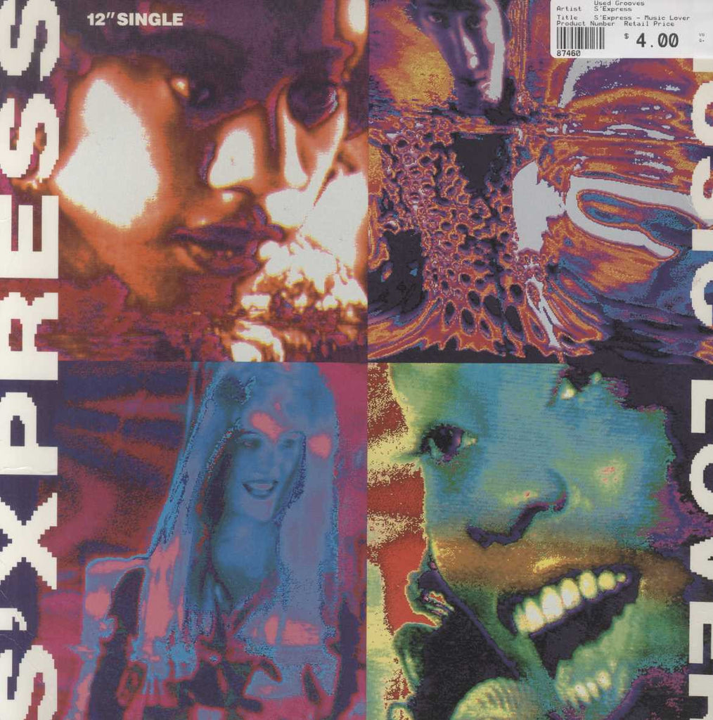 S'Express - Music Lover