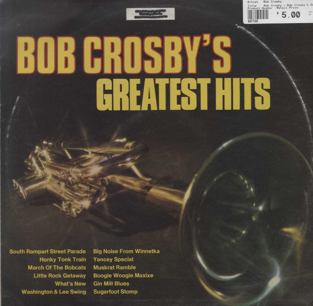 Bob Crosby - Bob Crosby's Greatest Hits