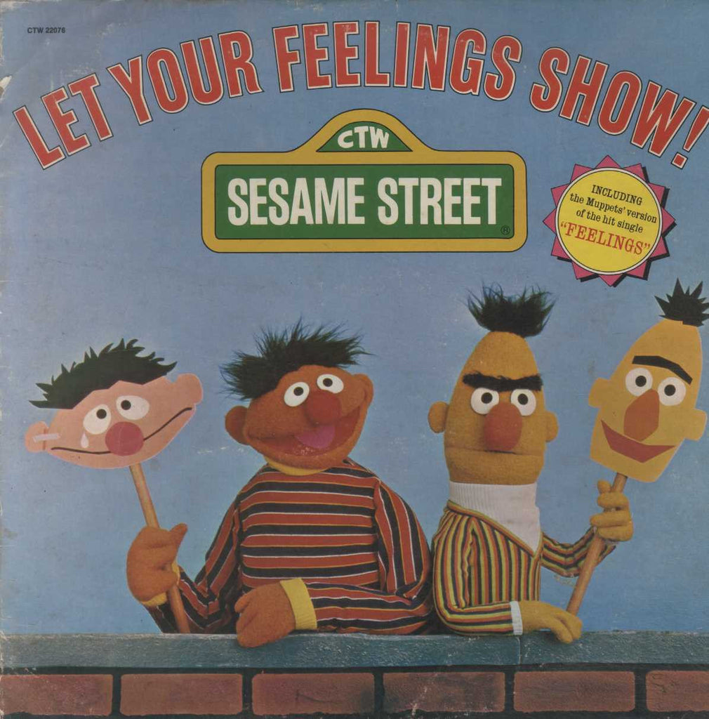 Various - Let Your Feelings Show!