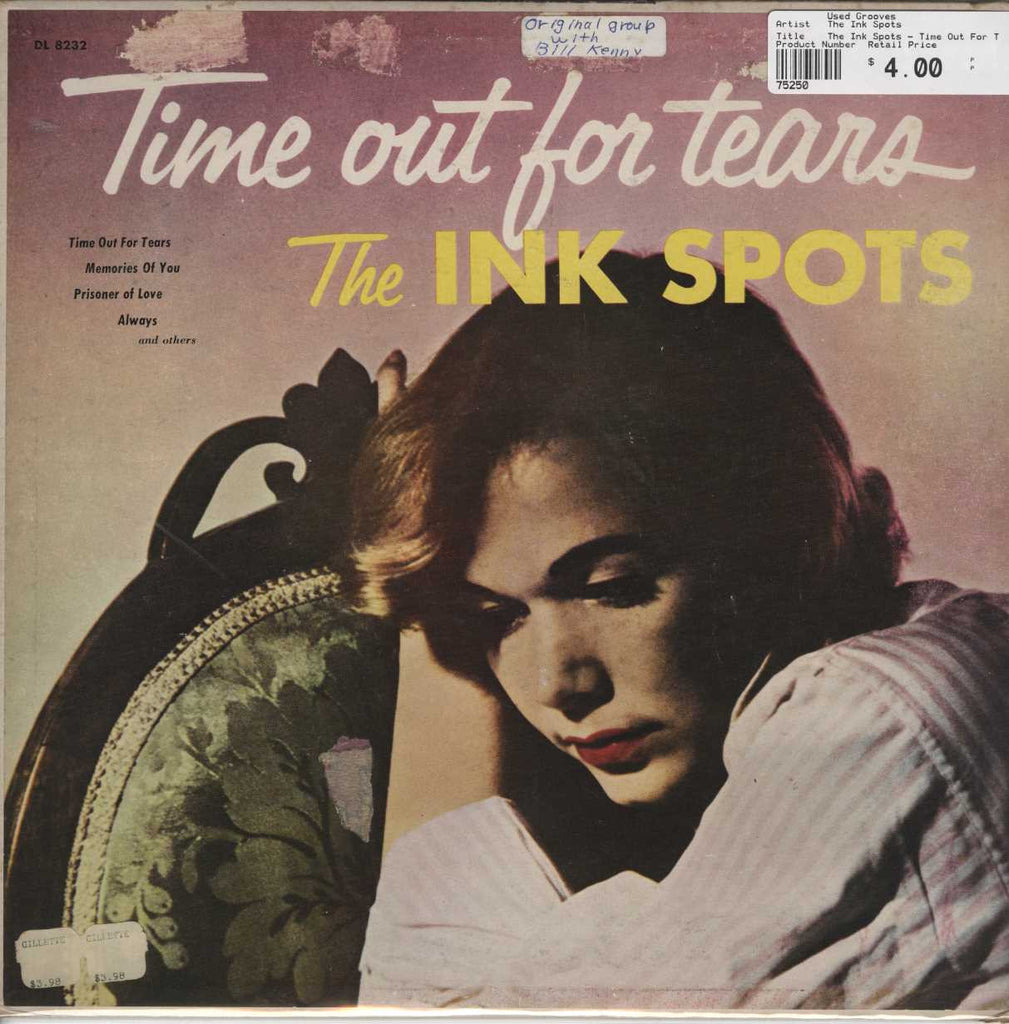 The Ink Spots - Time Out For Tears