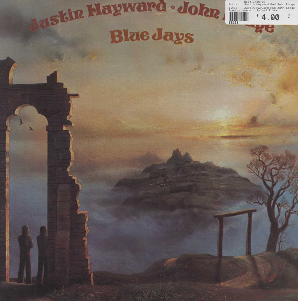 Justin Hayward And John Lodge - Blue Jays