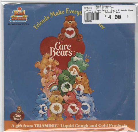 Care Bears, The - Friends Make Everything Better