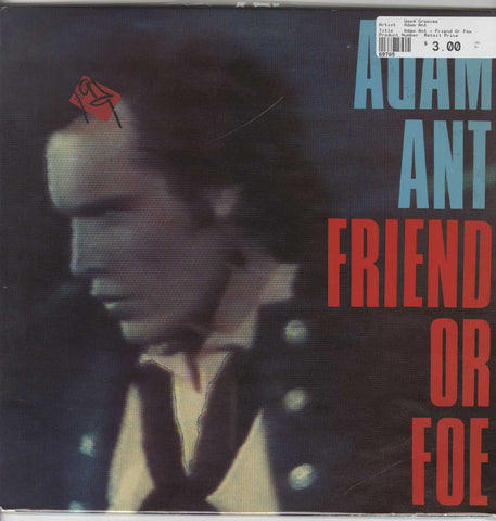 Adam Ant - Friend Or Foe