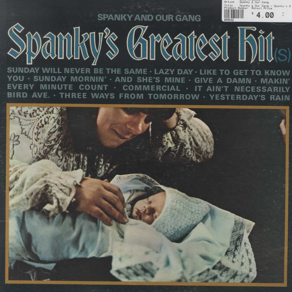 Spanky & Our Gang - Spanky's Greatest Hit(s)