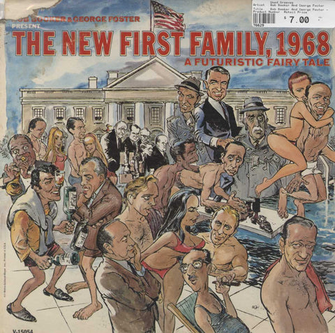 Bob Booker And George Foster - The New First Family, 1968