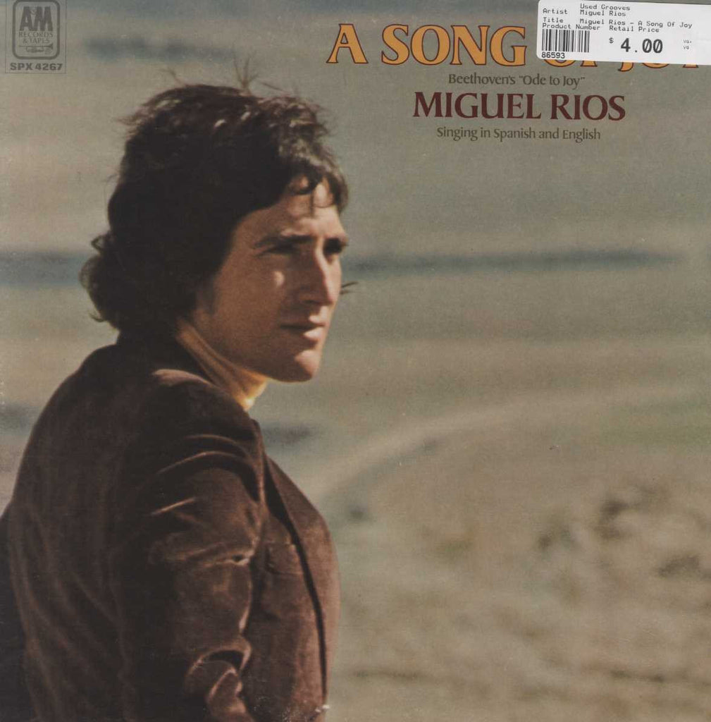 Miguel Ríos - A Song Of Joy