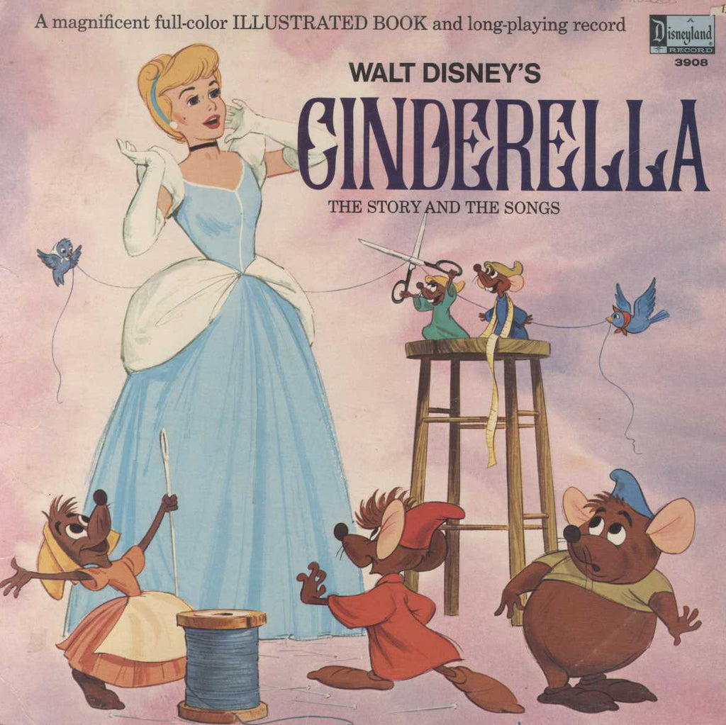 Various - Cinderella - The Story And The Songs