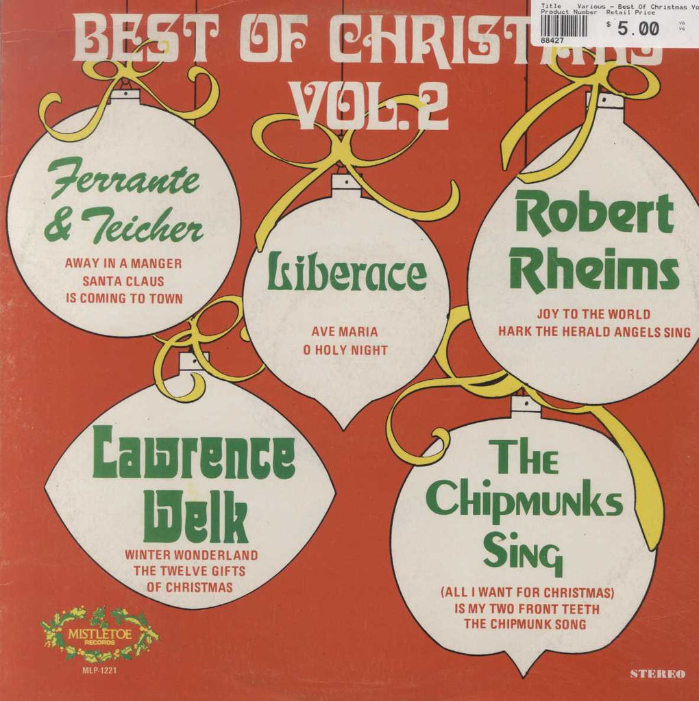 Various - Best Of Christmas Vol. 2