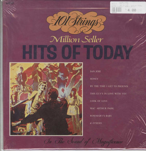101 Strings - Hits Of Today