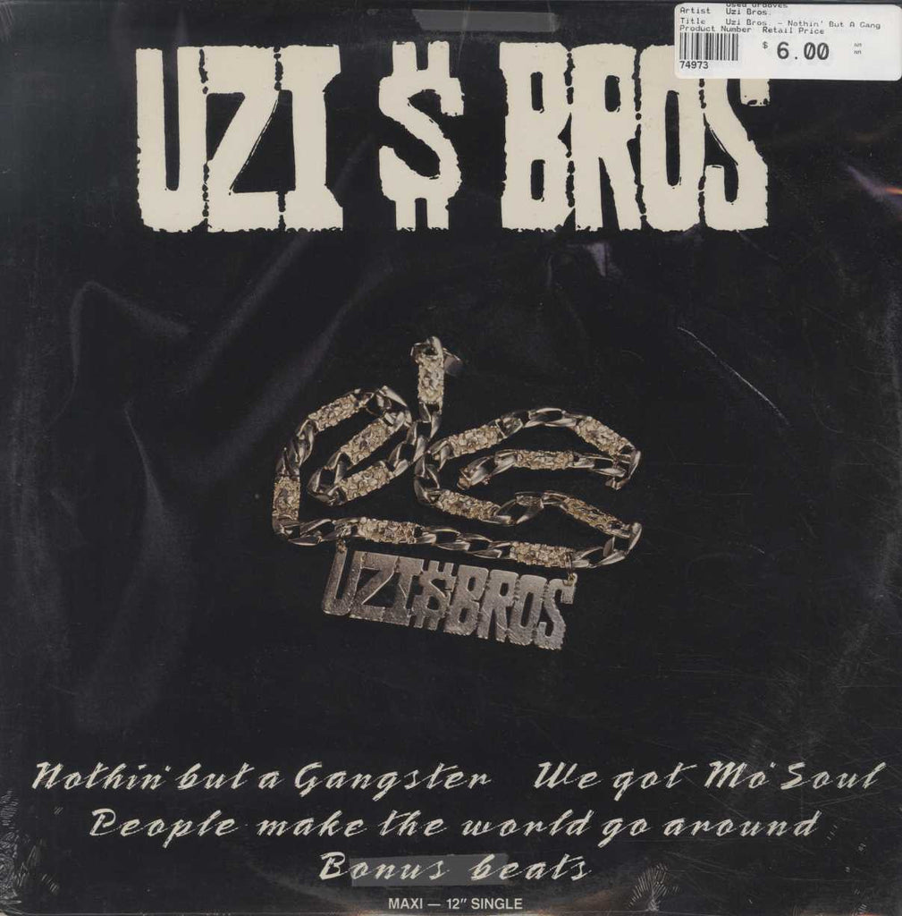 Uzi Bros. - Nothin' But A Gangster