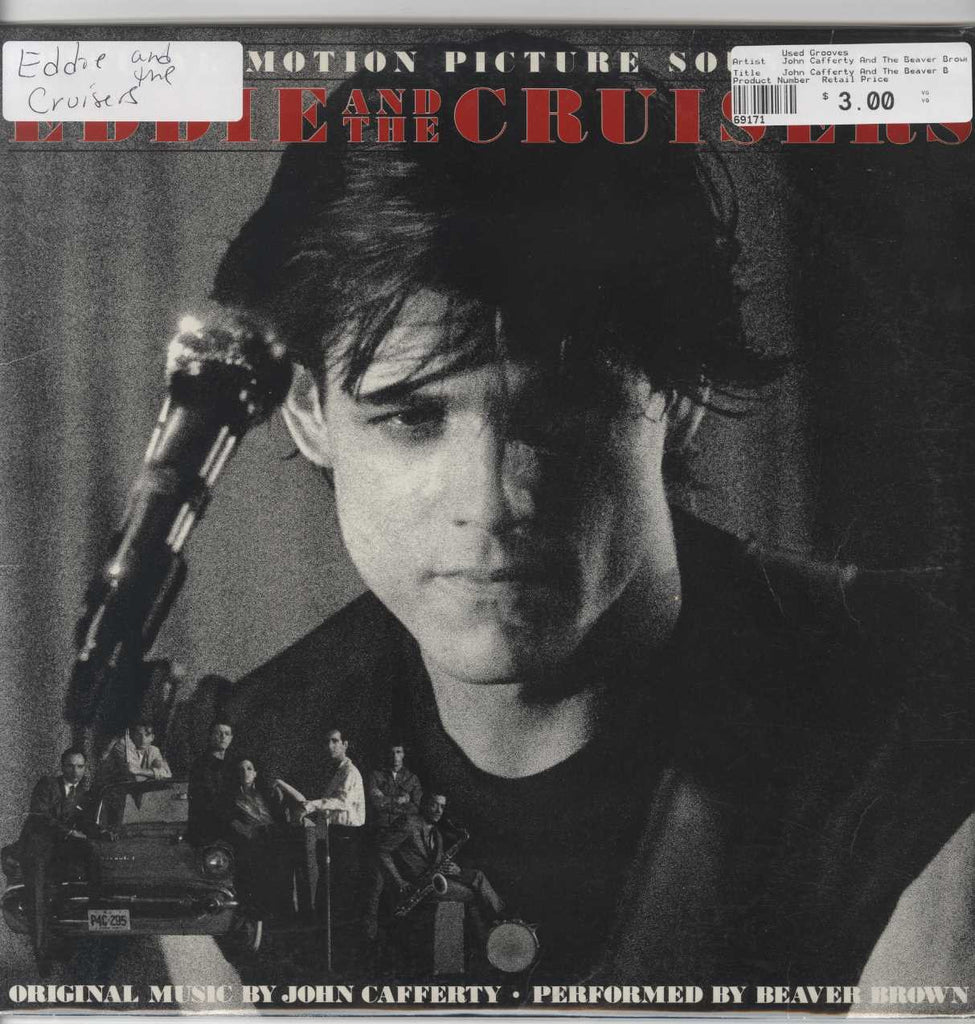 John Cafferty And The Beaver Brown Band - Eddie And The Cruisers (Original Motion Picture Soundtrack