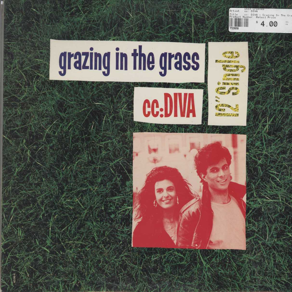cc: DIVA - Grazing In The Grass