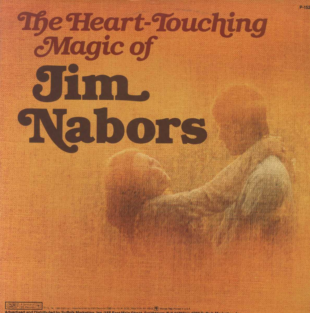 Jim Nabors - The Heart-Touching Magic Of Jim Nabors