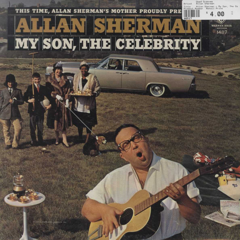 Allan Sherman - My Son, The Celebrity
