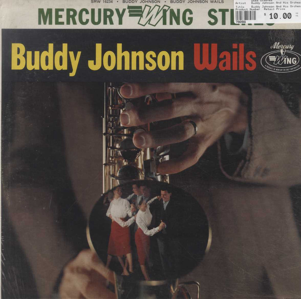 Buddy Johnson And His Orchestra - Buddy Johnson Wails
