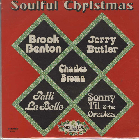 Various - Soulful Christmas