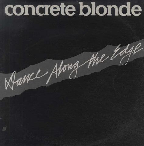Concrete Blonde - Dance Along The Edge