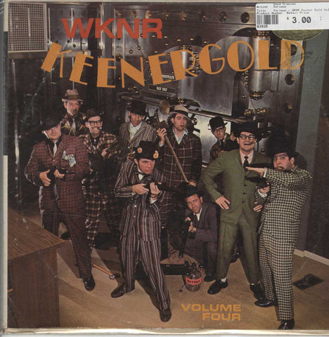 Various - WKNR Keener Gold Volume Four