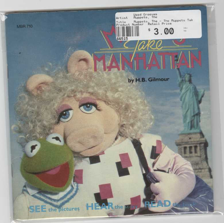 Muppets, The - The Muppets Take Manhattan