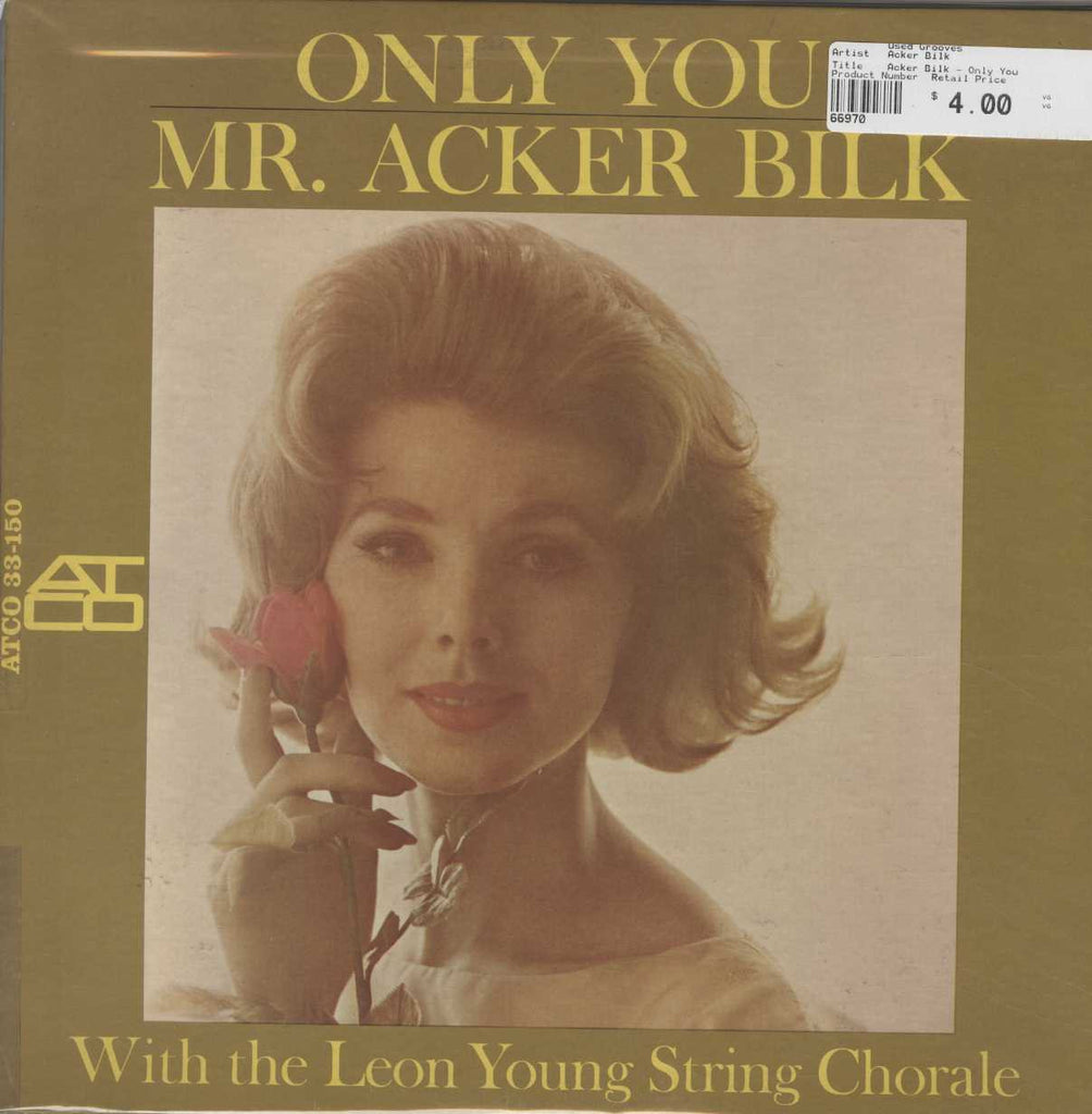 Acker Bilk - Only You