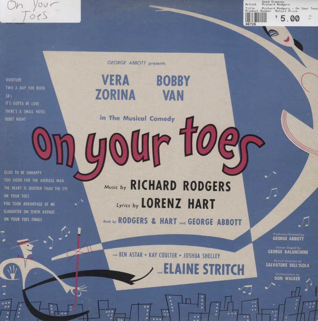 Richard Rodgers - On Your Toes