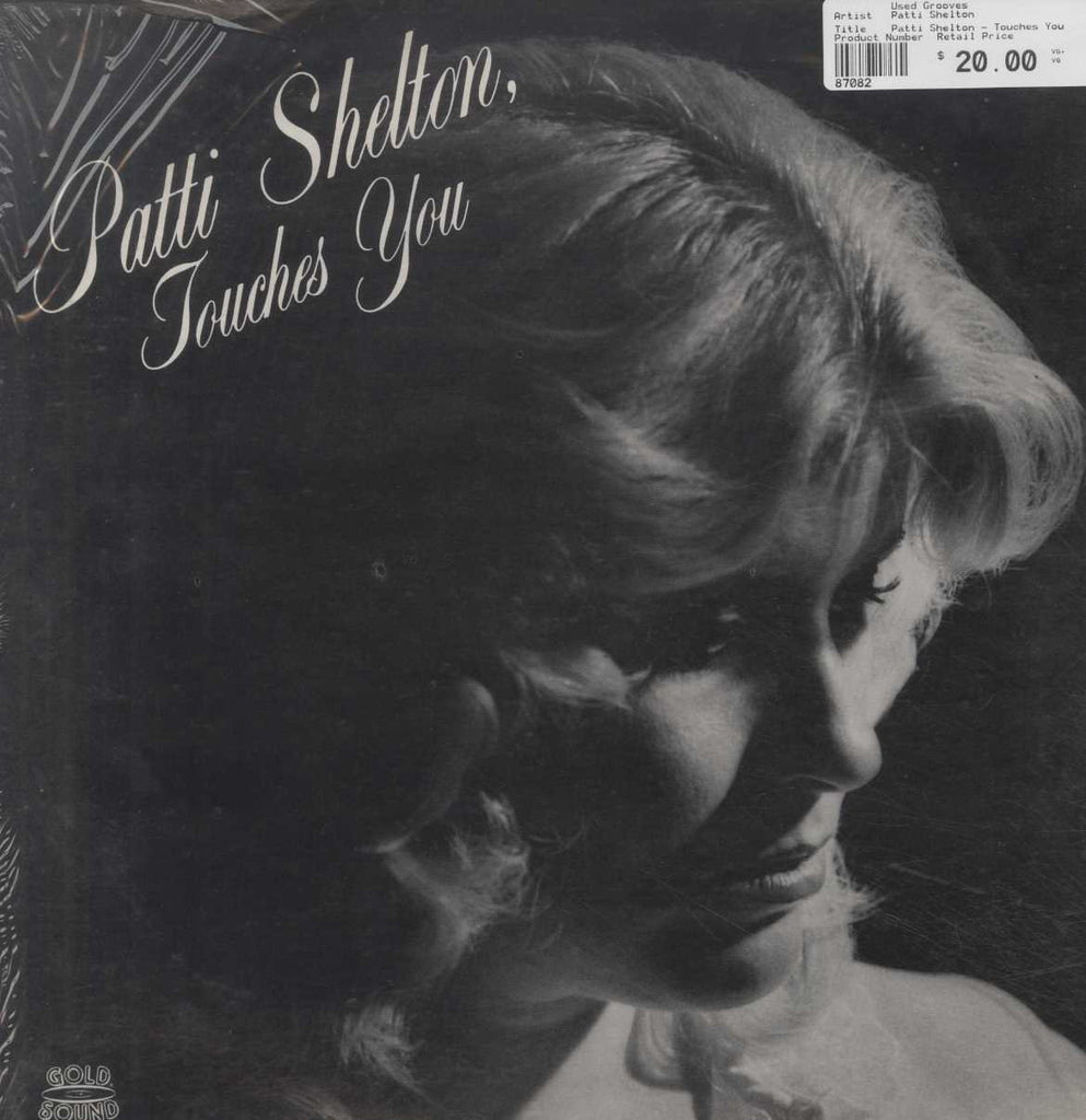 Patti Shelton - Touches You