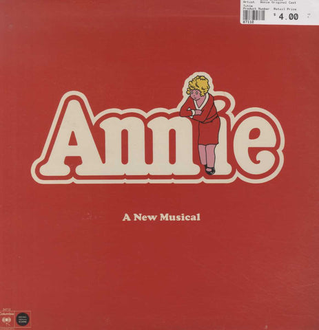 """Annie"" Original Cast - Annie (Original Cast Recording)"