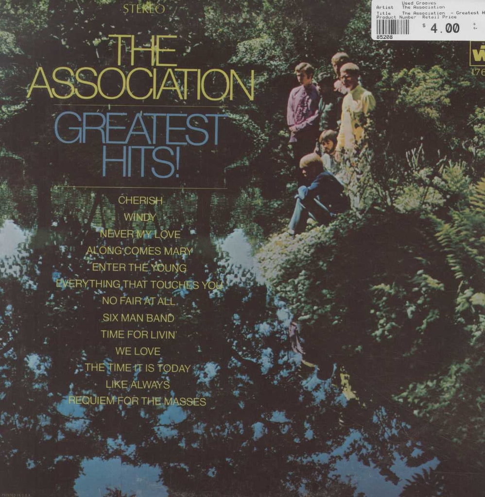 The Association  - Greatest Hits!
