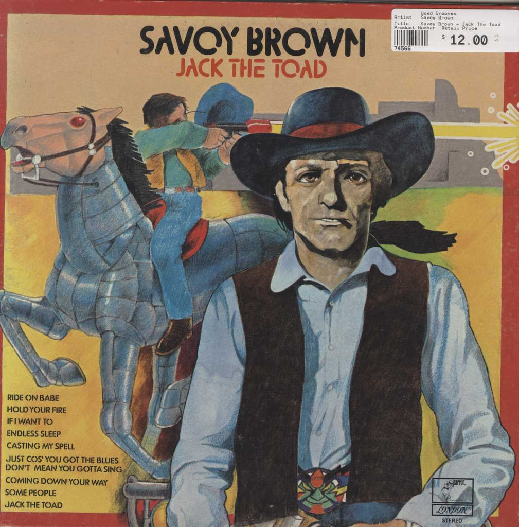 Savoy Brown - Jack The Toad