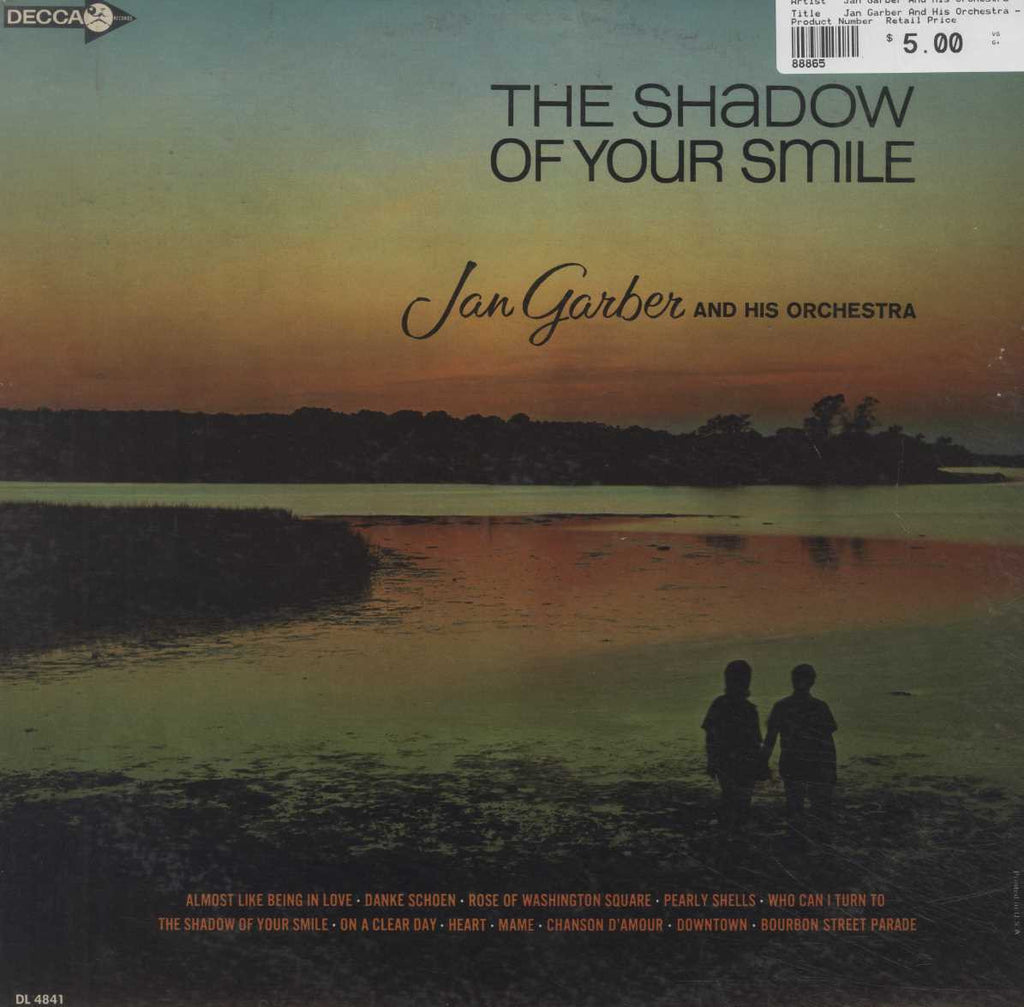 Jan Garber And His Orchestra - The Shadow Of Your Smile